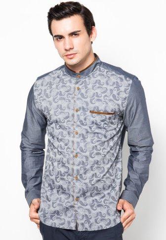 Model baju muslim pria modern%2B%25281%2529 15 kreasi baju muslim pria modern model terbaru yang fashionable,Model Busana Muslim Laki Laki