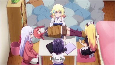 DOWNLOAD Gabriel DropOut Episode 12 Subtitle Indonesia