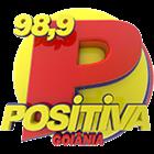 Ouvir ao vivo e online a Rádio Positiva FM - 98,9 - Goiânia / GO