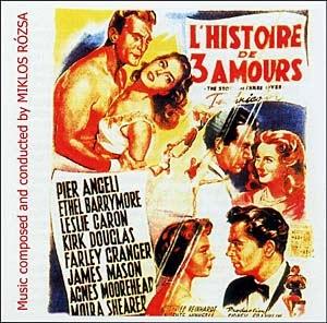 The Story Of Three Loves (Tres amores), Miklós Rózsa
