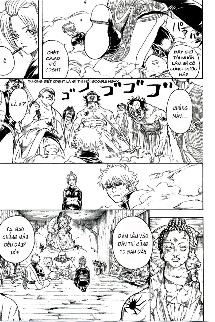 Gintama Chap 254 page 15 - Truyentranhaz.net