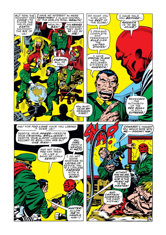 Captain America (1968) Issue #103 #17 - English 17