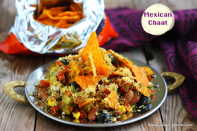 Mexican-chaat