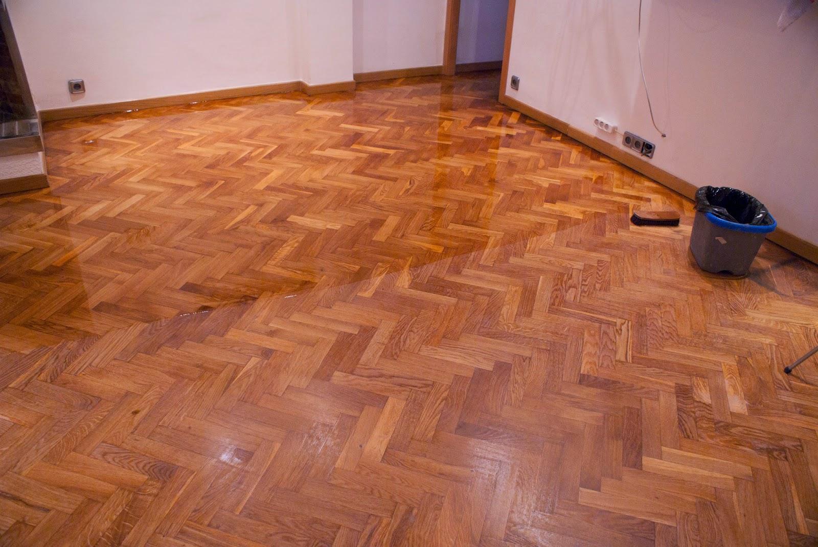 Restaurar acuchillar o pulir el parquet - Reparar piso parquet ...