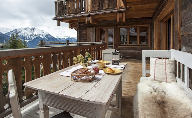 terraza de invierno