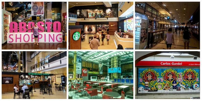 Shopping Abasto - 8 lugares para compras em Buenos Aires, Argentina