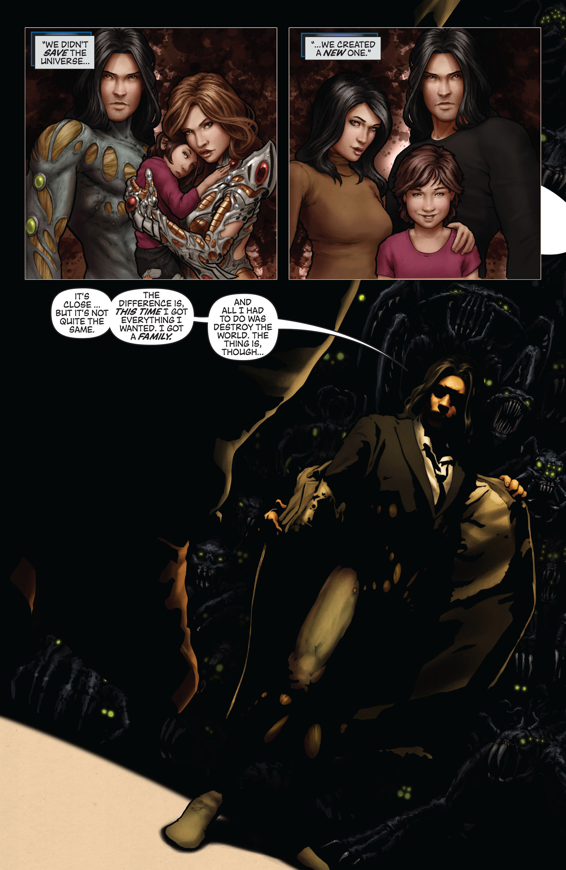 Read online Artifacts comic -  Issue #14 - 5