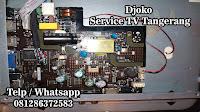 Servis TV Tangerang