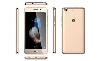 2 Cara Baru Flash Huawei Y6II
