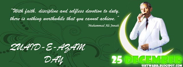 Quaid e Azam Day