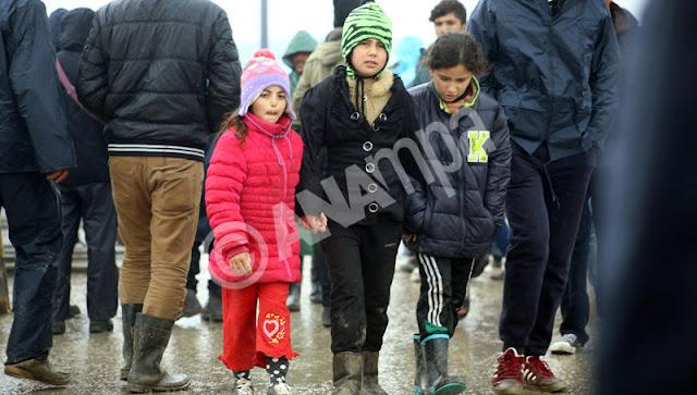 Δημιουργούνται χώροι πρωτοβάθμιας εκπαίδευσης των προσφυγόπουλων