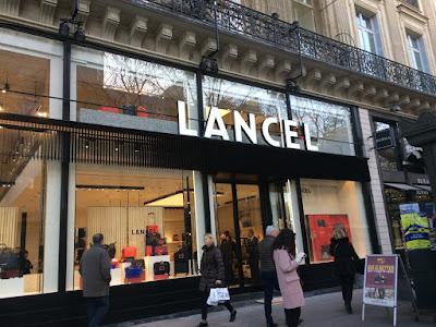 LANCEL パリ