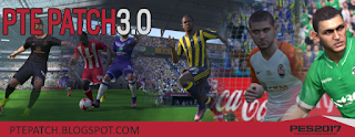 PTE Patch 3.0 PES 2017 [12/12/2016]
