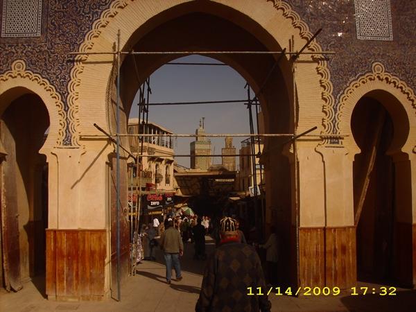 Bab Boujeloud-fes-maroc