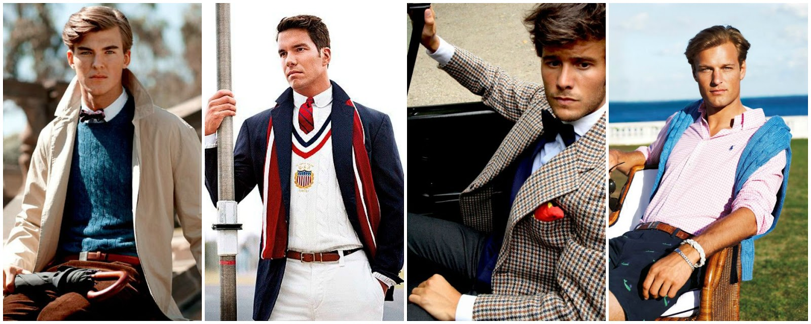 Craig Of That Dapper Chap Shows Us How To Achieve The Preppy Style And Stay On Trend This Summer