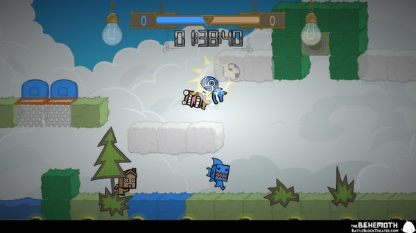 BattleBlock Theater Free For PC