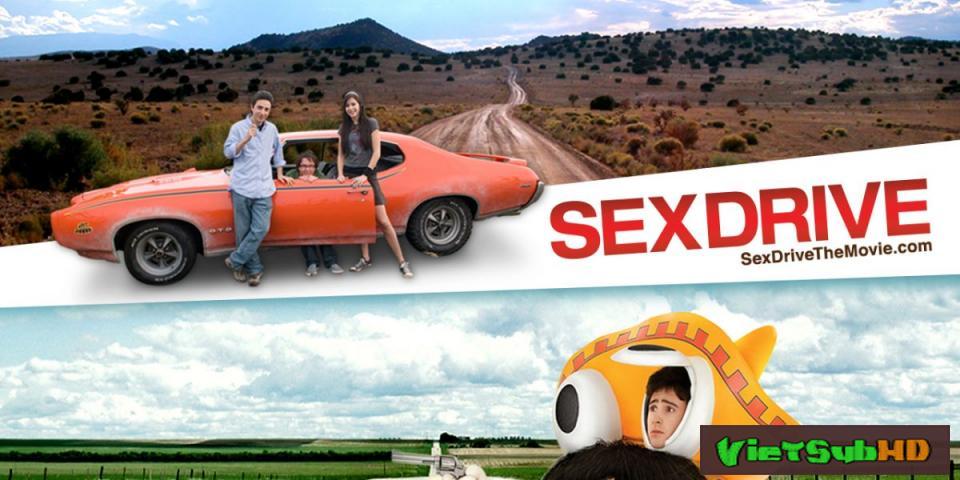 Phim Con Đường Tình Ái VietSub HD | Sex Drive 2008