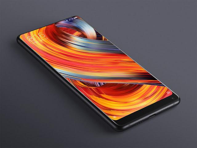 Xiaomi Mi Mix 2 a fost prezentat oficial