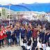 Di Hadapan Massa, Pemuda 7 Desa Pulau Tengah Tegaskan Tekad Siap Menangkan Zainal - Arsal