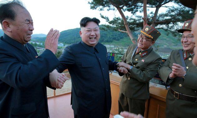 Trump diz que paciência com Coreia do Norte acabou