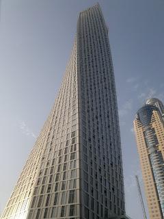 rascacielos dubai marina