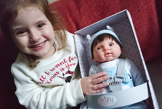Chad Valley Tiny Treasures Doll - Review