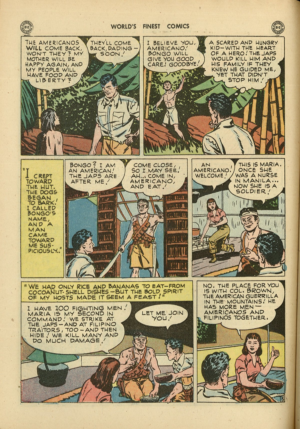 Read online World's Finest Comics comic -  Issue #26 - 44
