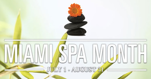 Hotels Near Miami Spa Month 2017