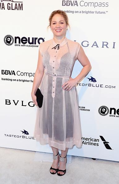 Erika Christensen Oscar Viewing Party 2017