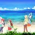 Non Non Biyori Vacation es la nueva película animada de la franquicia