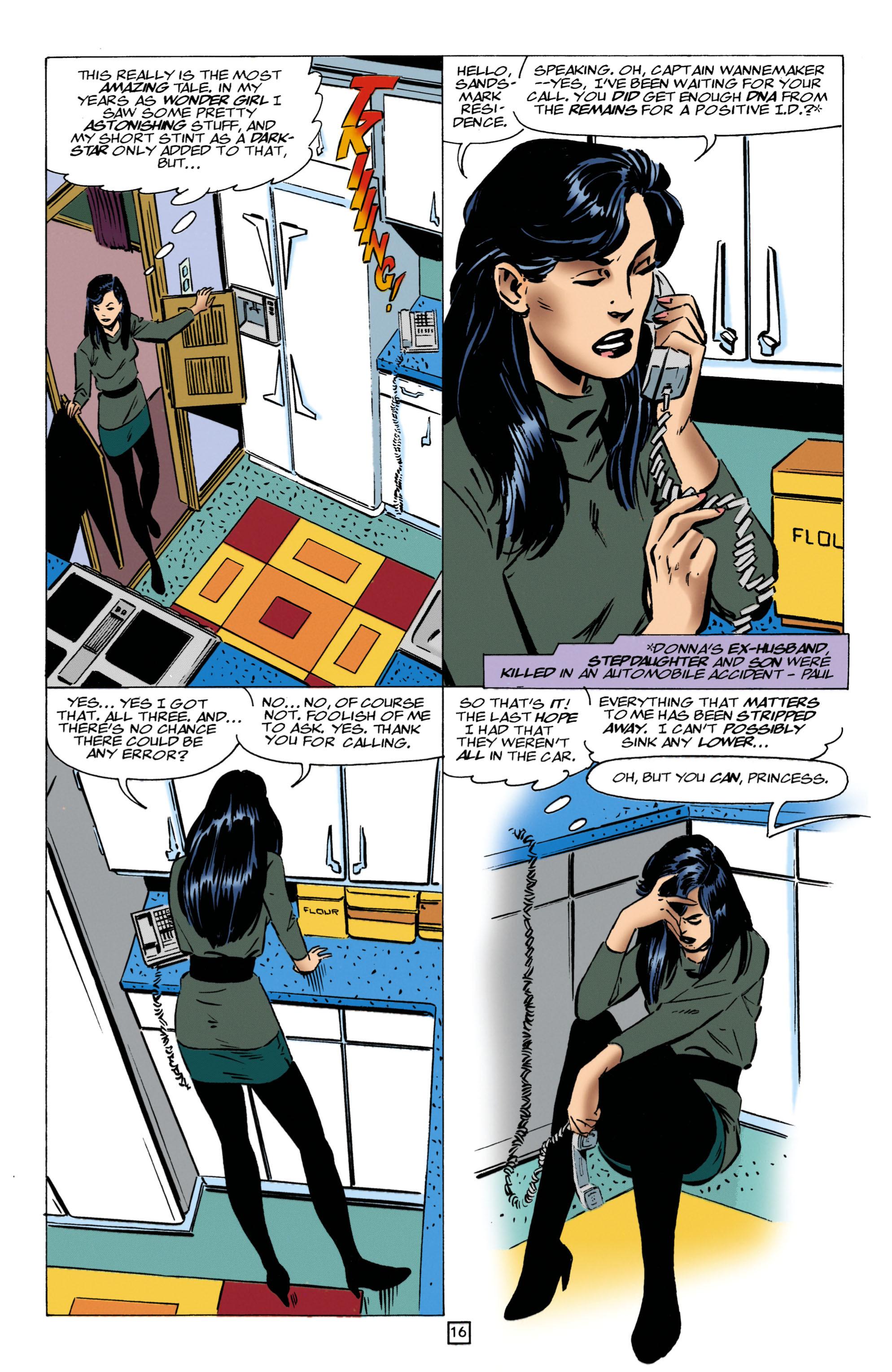 Read online Wonder Woman (1987) comic -  Issue #131 - 16