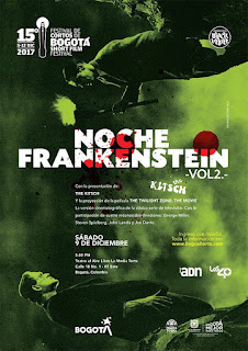 Noche Frankenstein Vol.2 en la Media Torta 2