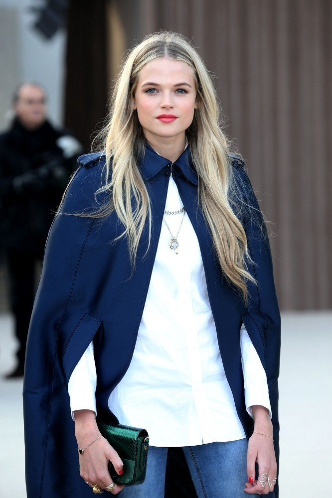 Model Approved:Look of the day Gabriella Wilde | Model ...