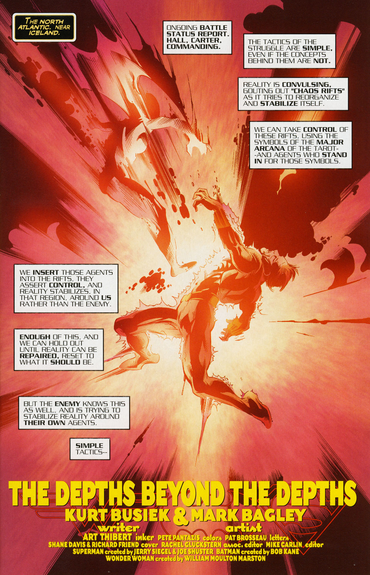 Read online Trinity (2008) comic -  Issue #34 - 3