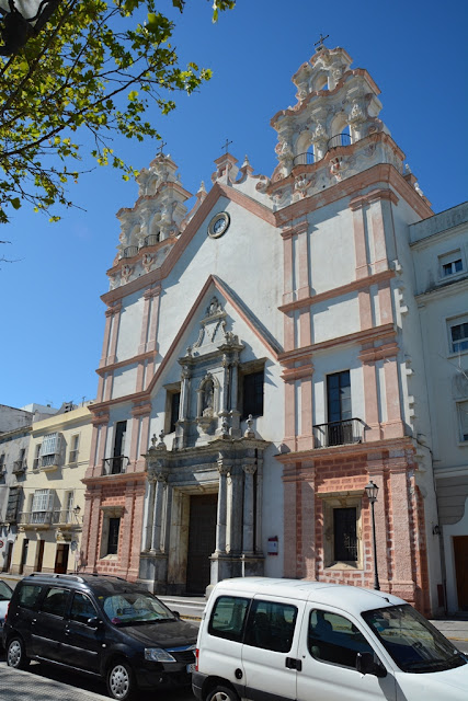 Cadiz church