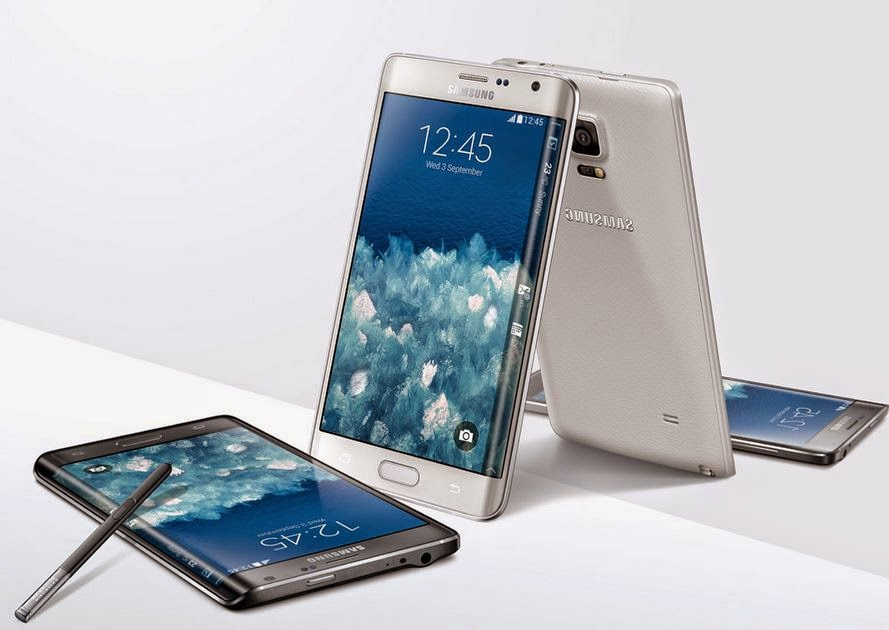 Samsung Galaxy Note 4 HP Android Kitkat