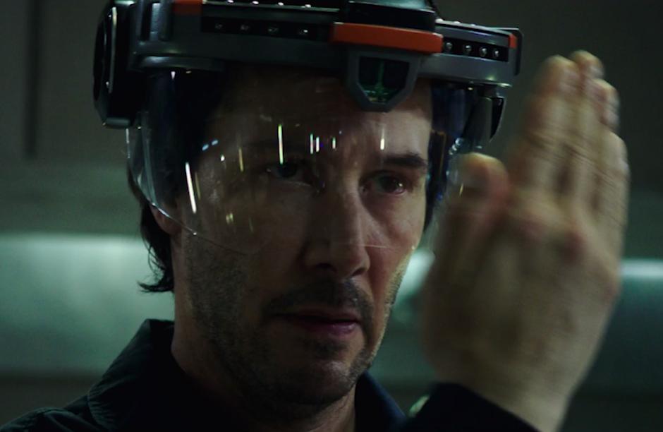 """Keanu Reeves desafia a ciência em novo trailer da sci-fi """"Replicas"""""""