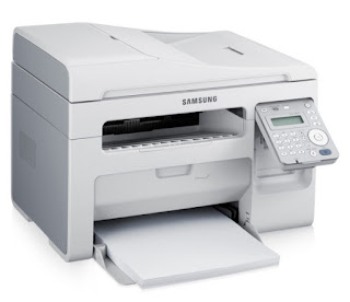The Samsung has been nowadays inward the plain of monohromatic Light Amplification by Stimulated Emission of Radiation printers for a long fourth dimension w Samsung SCX-4521NS Driver Download
