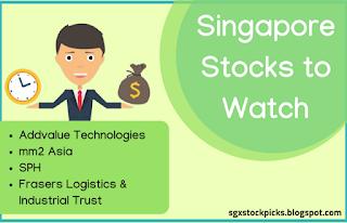 Top Singapore Stocks to Watch