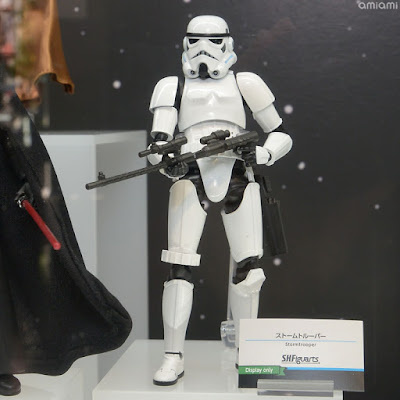 "Stormtrooper S.H.Figuarts de ""Star Wars: Revenge of the Sith"""