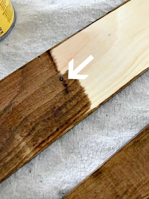 Mistakes to avoid when staining