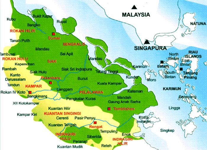 INDONESIAN DIRECTORIES: Daftar Nama Kecamatan, Kelurahan ...