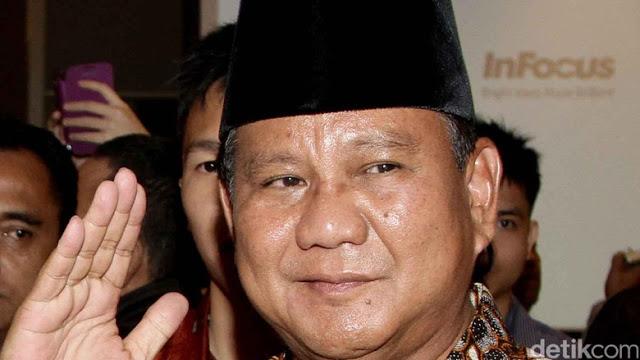 Presiden PKS Sohibul Iman Sebut Prabowo Bukan Muslim yang Taat