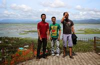 Background View Danau Limboto
