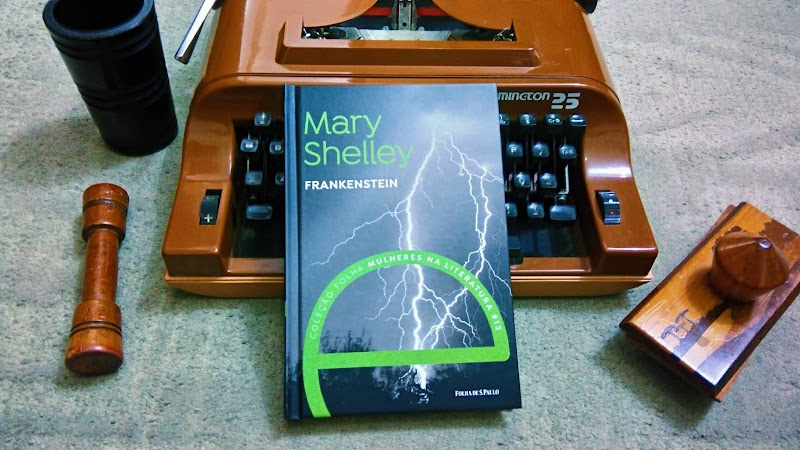 [RESENHA #452] FRANKENSTEIN - MARY SHELLEY