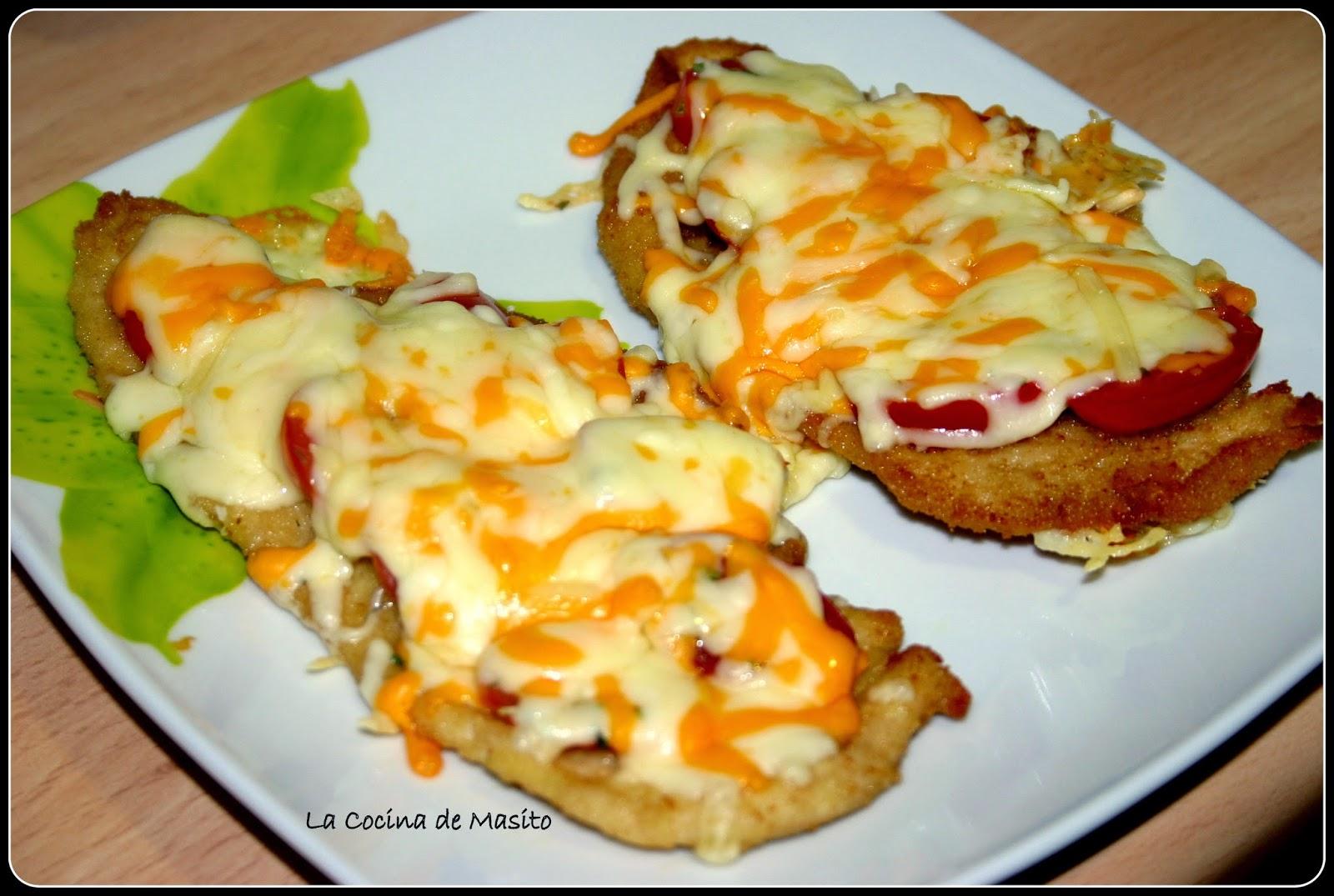 Pechuga de pollo tomate aromatizado y queso fundido para 8 recetas de pollo las recetas fáciles de maría