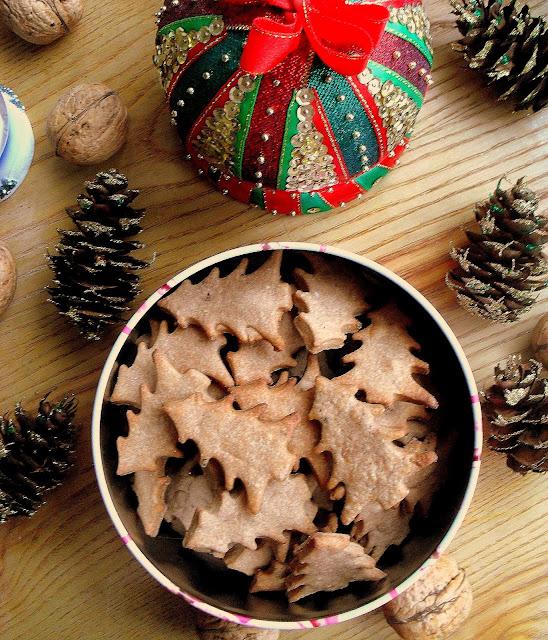 Korzenne ciasteczka / Spiced Christmas Cookies