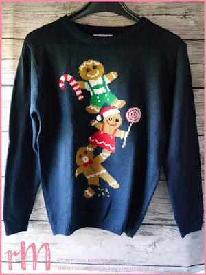 Stampin' Up! rosa Mädchen Kulmbach: Christmas Sweater