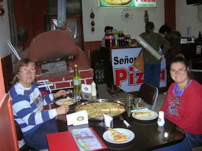 Restaurante Señor Pizza, Puno, Perú, La vuelta al mundo de Asun y Ricardo, round the world, mundoporlibre.com