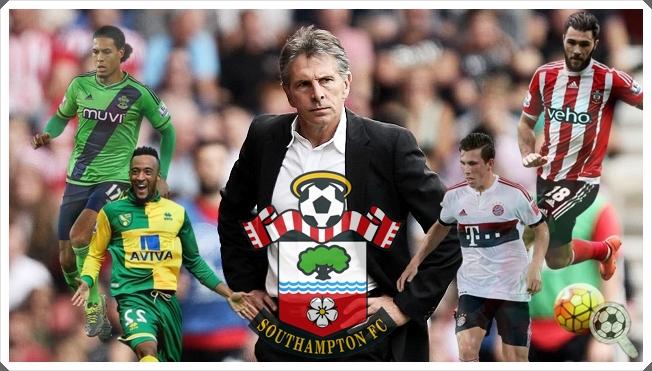 9edcb87849 Algumas justificativas são capazes de explicar as razões pelas quais o  Southampton tem conseguido ser uma surpresa permanente no futebol inglês